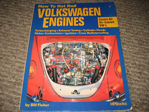Volkswagen Engins Book