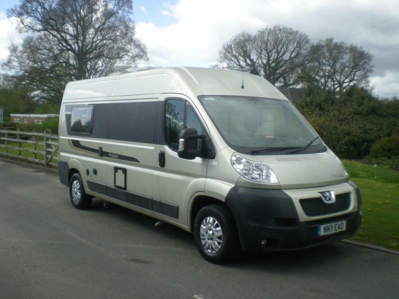 AUTOCRUISE RYTHMN CHAMPAGNE, Luxury 2 berth van conversion | in Studley, Warwickshire | Gumtree