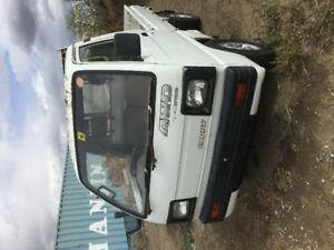 1989 SUZUKI CARRY 4WHEEL DRIVE