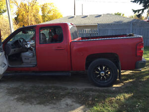 Reduced price 2012 Chevrolet Silverado 1500 LTZ Pickup Truck Moose Jaw Regina Area image 2