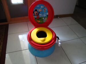 MICKEY MOUSE POTTY - FIRST YEARS