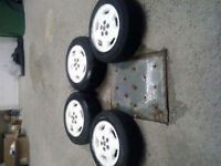 dodge neon mags and tires
