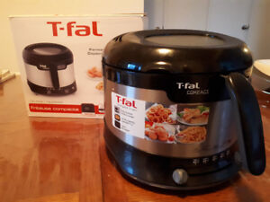 Friteuse T-Fal Compact / T-Fal Compact fryer