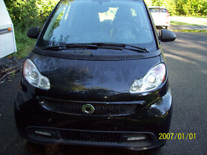 2013 Smart Fortwo Bicorps