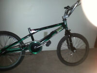 HARO BIKE green/black HARO BMX BIKE HARO