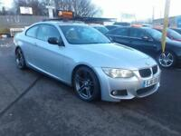 2011/61 BMW 320 2.0D M SPORT PLUS AUTOMATIC PADDLE SHIFT IMMACULATE