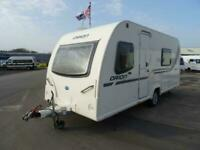 2011 Bailey Orion 430 ****THIS CARAVAN IS NOW SOLD****