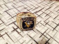 Molson Canadian / Pittsburgh Ring