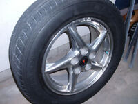 GM Pontiac aluminum 16 ' rims - set of 4