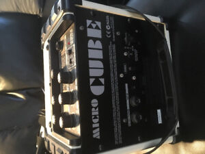 Roland Micro Cube GX 3W 1x5 Battery Powered Guitar Combo