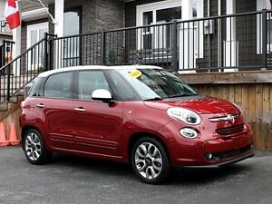 2014 FIAT 500L Sport / Panoramic Roof - Like New!  REDUCED !!!