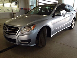 2011 Mercedes-Benz R-Class R350 SUV, Crossover
