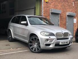 2009/09 BMW X5 3.0SD SE AERO KIT MODEL M SPORT 7 SEAT MODEL MAY P/X Q7 Q5 X3 RS