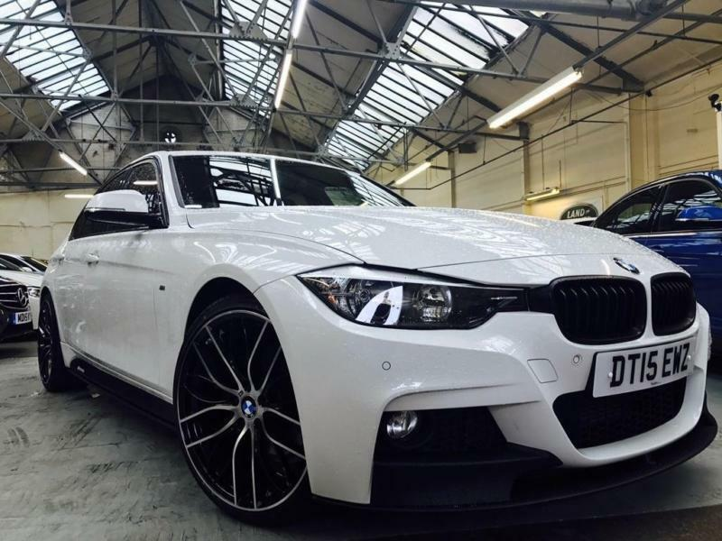 2015 BMW 3 Series 3.0 330d M Sport Saloon 4dr Diesel Sport Auto