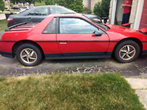 Fiero for sale