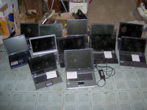 Laptops – Parts or Repair – Compaq Dell Hp Sony Vaio Acer +more