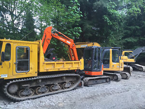 Excavator/Bulldozer & Equipment Rentals