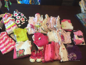 GUC Girls 6 month Clothes