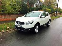 2011 Nissan Qashqai 1.5 DCI LHD LEFT HAND DRIVE ONLY 54K