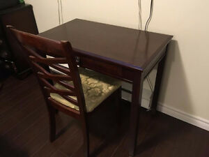 Bombay Company desk & chair