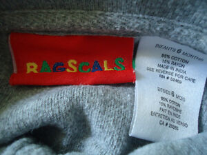 Baby Size 6 Months Long Sleeve Polo Style T-Shirt Kingston Kingston Area image 3