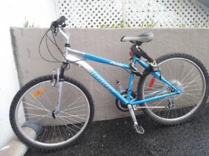 2 vélos à vendre