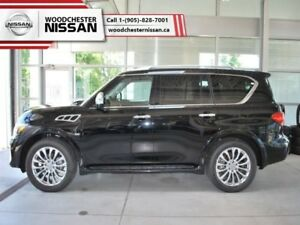 2017 INFINITI QX80 Technology Package  - DEMO - $484.69 B/W