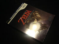 THE LEGEND OF ZELDA-TWILIGHT PRINCESS-PLAYER'S GUIDE (NEUF/NEW)