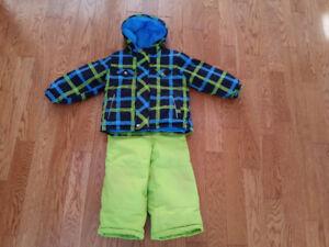 Size 4T Gusti Snowsuit - Excellent Condition