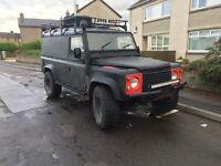 110 landy defender landrover Land Rover