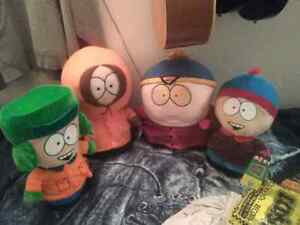 South park xtra large stuffed collectables. Windsor Region Ontario image 1