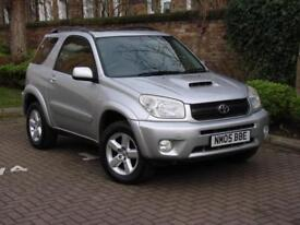 FINANCE AVAILABLE!! 2005 TOYOTA RAV4 2.0 D-4D XT-R 3dr, 4X4, AWD, LONG MOT,