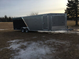 Aluminum Enclosed Trailer