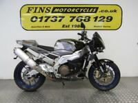 Aprilia Tuono R 2006, great condition, free service, NEW MOT, rides well