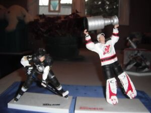 NHL Hockey Figures - Four in Good Used Condition
