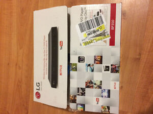 LG wireless streaming blu-ray player Comox / Courtenay / Cumberland Comox Valley Area image 1