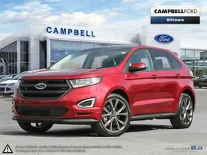 2016 Ford Edge Sport AWD-WARRANTY-EXTRA CLEAN-LOW PRICE