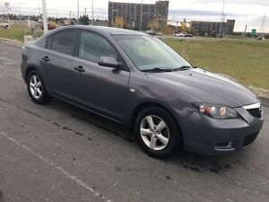 2009 Mazda 3 2.0L immaculate condition