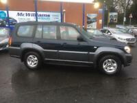2005 Hyundai Terracan 2.9 CRTD Station Wagon 5dr Diesel Manual (222 g/km,