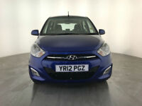 2012 HYUNDAI I10 ACTIVE 5 DOOR HATCHBACK SERVICE HISTORY FINANCE PX