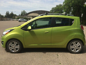 Chevrolet Spark LT Sedan ONLY 40500 KMS!!!