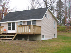 Chalet à louer / cottages for rent - 1 hr from ottawa