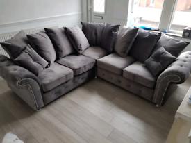 Brand New Olympia Corner Sofa