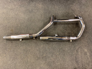 2003 883 SPORTSTER OEM STOCK EXHAUST