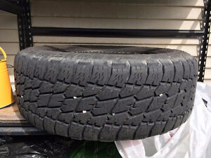 Tires Like New for Sale