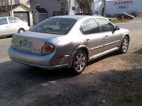 Nissan Maxima 3.5 GLE dont miss out great car $1499 FIRM FIRM
