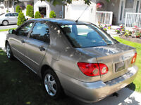 2005 Toyota Corolla CE Sedan ONE OWNER, EXCELLENT CONDITION
