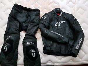 Manteau et pantalon plus extra alpinestars