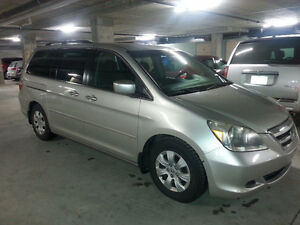 2006 Honda Minivan, Van