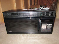 Frigidaire Microwave( over the stove)